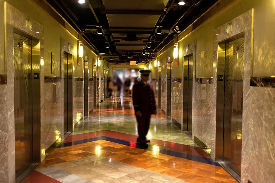 Protective Film Solutions >> Elevator interior